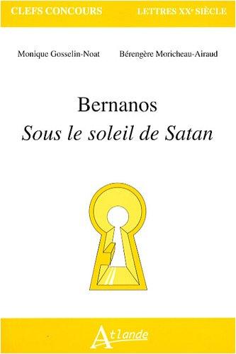 Bernanos: Sous le soleil de Satan
