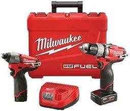 Milwaukee - M12 FUEL 2-Tool Combo Kit - (2597-22)