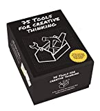 75 Tools for Creative Thinking: A Fun Card Deck for Creative Inspiration - Wimer Hazenberg