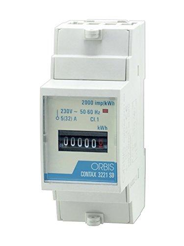Preisvergleich Produktbild Orbis OB703099 Contax 3221 SO 230 Volt Analoger Energiezähler