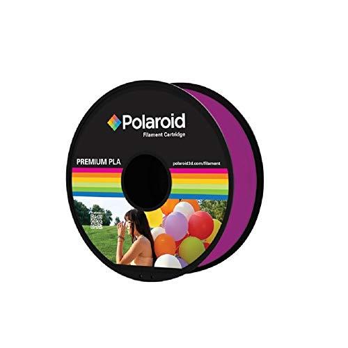 Polaroid Filamento Universal PLA 1Kg RoxoTransparente (POLPL-8022-00)
