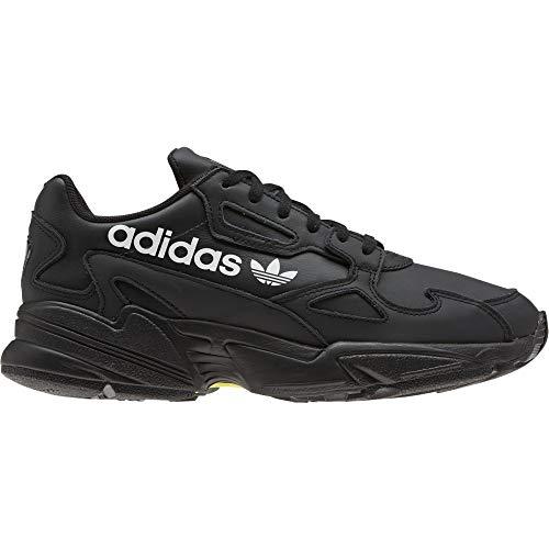 Adidas Originals Falcon - Chaqueta para Mujer, Color Negro, Talla 36 2/3 EU