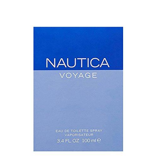 Eau de Toilette Nautica Voyage, 100ml - 1