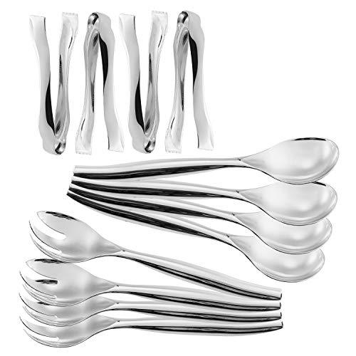 Recopilación de Pinzas y cucharas para servir - 5 favoritos. 5