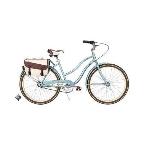 26u0022 Huffy Regatta Womens Cruiser Bike, Sea Foam