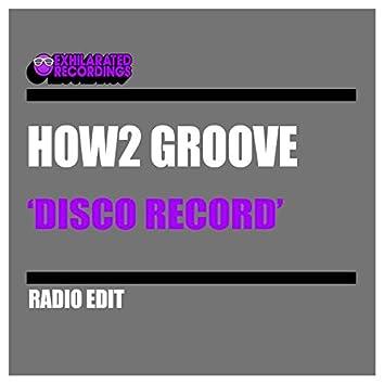 Disco Record (Radio Edit)
