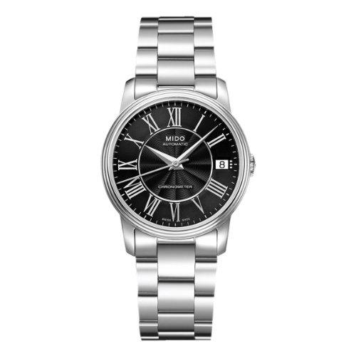 Mido Reloj Cronógrafo para Hombre de Automático con Correa en Acero Inoxidable M010.208.11.053.00