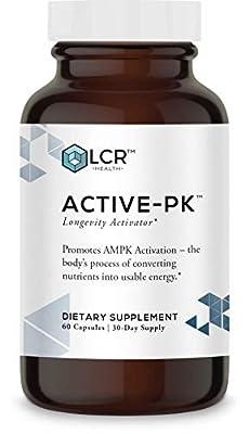 LCR Health™ Active-PK™ Longevity Activator, 60 Count