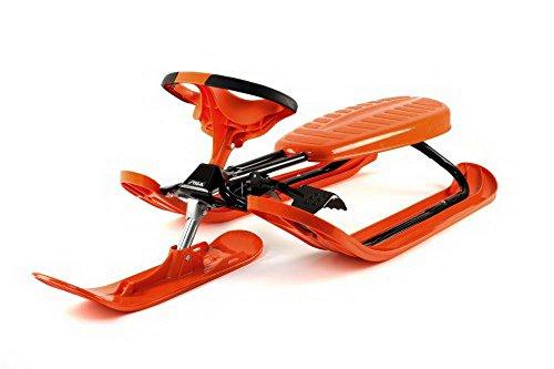 Stiga Wintersport Snow Racer Color Pro TÜV/GS, Orange, 73-2322-03