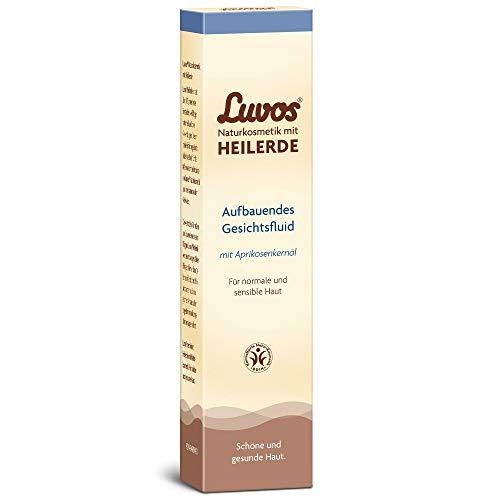 Luvos aufbauendes Gesichtsfluid, 50 ml