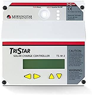 Tristar Digital Meter for Morningstar Tristar Charge Controllers, Model: TS-M-2 , Home & Outdoor Store