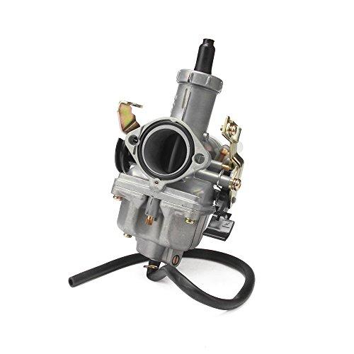 JFG Racing - PZ30 - Bomba de aceleración de carburador de 30 mm para motocicleta 200 cc, 250 cc, motocicletas de cross, ATV, quads, Taotao
