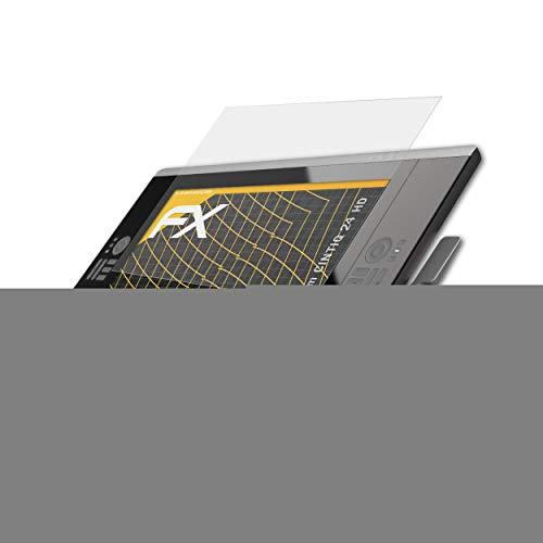 atFoliX Pellicola Proteggi per Wacom CINTIQ 24 HD Protezione Pellicola dello Schermo, Rivestimento antiriflesso HD FX Protettore Schermo (2X)