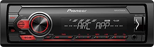 Pioneer MVH–S119UB Car Stereo (Black)