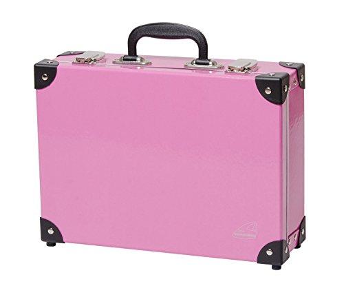 Schneiders Vienna 49999-052 kinderkoffer met beschermde hoeken, 24 liter, roze