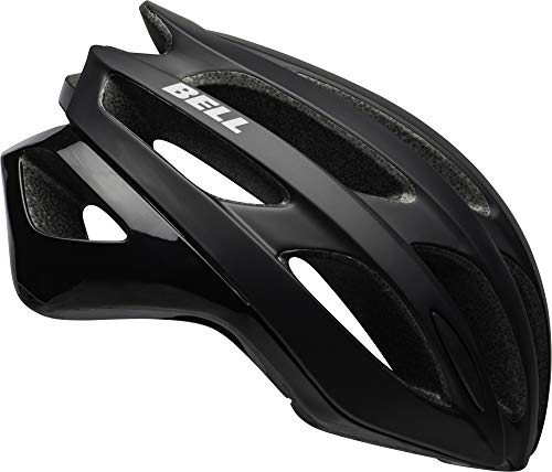 Bell Falcon MIPS Adult Road Bike Helmet (Matte/Gloss Black (2020), Medium (55-59 cm)) Bell Road Bike Helmets