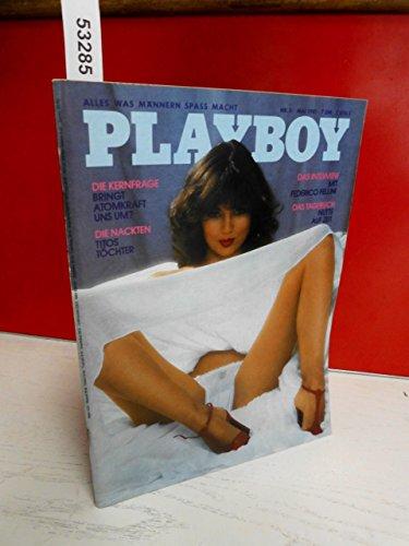 Playboy Magazin Mai 1981 Zeitschrift Original Deutsche Ausgabe 5/1981 MICHAELA MAY, GABRIELLA BRUM