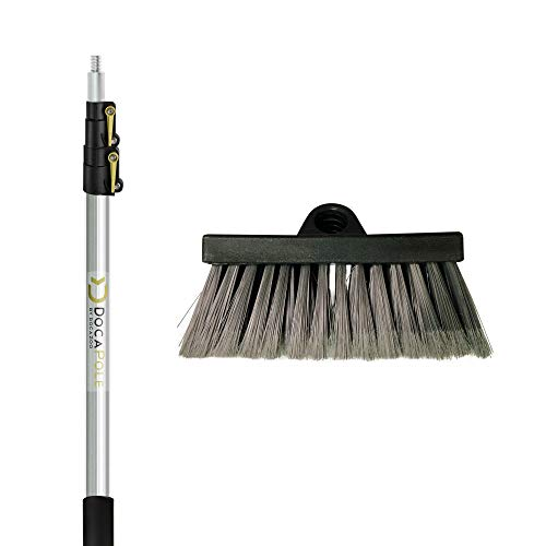DocaPole 5-12 Foot Soft Bristle Car Wash Brush