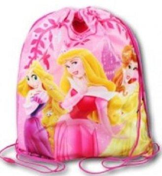 Luxma Disney Princess - Bolsa de deporte, diseño de princesas Disney