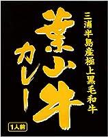 (30箱セット)(M)三浦半島産黒毛和牛使用 葉山牛カレー 210g ×30箱(代引不可・他の商品と混載不可)(沖縄・離島への発送は不可)