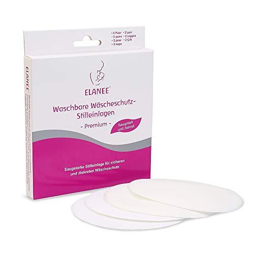 ELANEE 217-00 Tapis de protection lavable pour linge Blanc