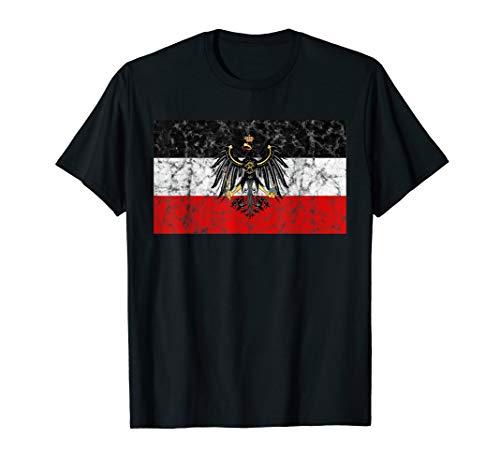 Reichsadler Deutsches Reich S-W-R T-Shirt