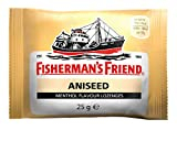 Fishermans Friend Aniseed Menthol Flavour Lozenges 25g ( Pack OF 6 )