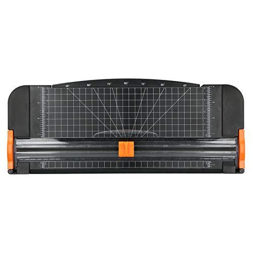 Sliding Scrapbooking Cutter, für Coupon, Bastelpapier, Etikett und Foto, Paper Trimmer Scrapbooking Tool,