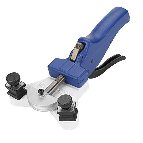 WK-666 Kupferrohr-Rohrbiegemaschine Manuelles Rohrbiegewerkzeug-Kit Ideal für 5mm - 12mm Kupferrohre