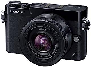 パナソニック ミラーレス一眼カメラ GM5 レンズキット ブラック DMC-GM5K-K