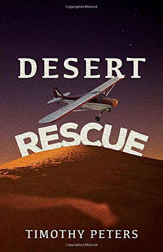 Desert Rescue (The Josh Powers Series: Book 2) -  Peters, Timothy, Paperback