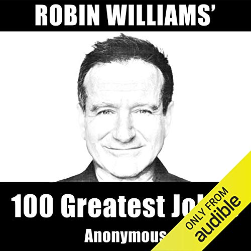 Robin Williams' 100 Greatest Jokes Titelbild
