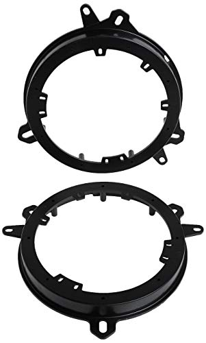 Metra 82-8148 6' to 6-3/4' Speaker Adapter for Select Toyota/Lexus/Scion 1998-Up Vehicles, Black