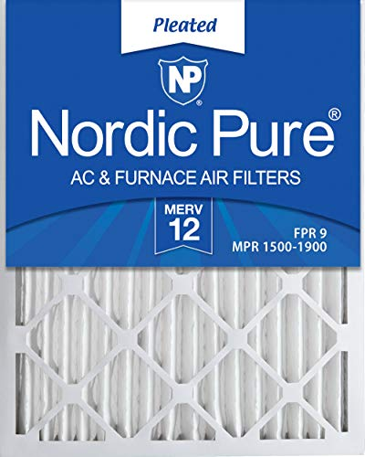 14 x 25 electrostatic air filter - 7