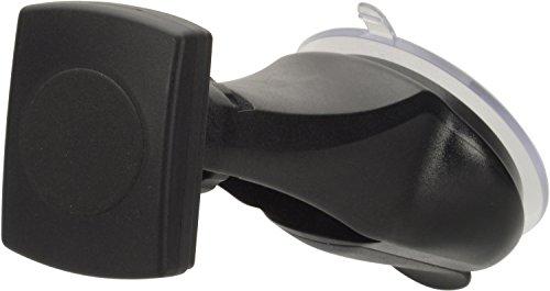hr-imotion MAGNA-TEC Smartphonehalterung für die Windschutzscheibe [für alle Smartphones, Phablets| 5 Jahre Garantie | Made in Germany | Gepolstert] - 22011901