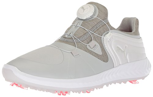 PUMA Golf Women's Ignite Blaze Sport Disc Golf Shoe, Gray Violet/White, 7 Medium US
