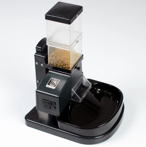 automatic cat feeder super feeder - 1