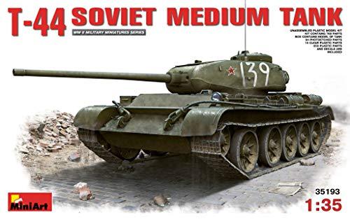 Miniart MIN35193 Modellbausatz T 44 Soviet Medium...