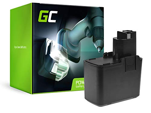 GC (3Ah 12V Ni-MH celdas) Batería para Bosch PSR 120 de Herramienta Eléctrica