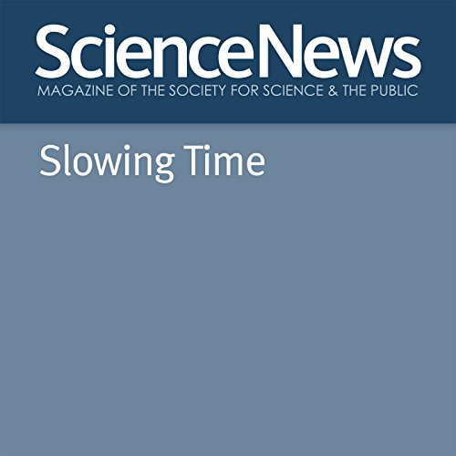Slowing Time cover art