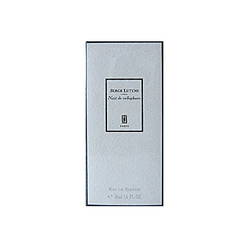 Serge Lutens Nuit De Cellophane Eau De Parfum Spray for Women, 1.7 Ounce