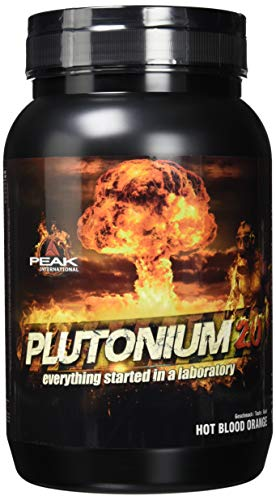 PEAK International Plutonium 2.0 Hot-Blood-Orange 1000g