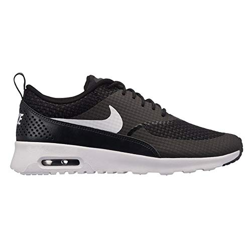 Nike Wmns Air MAX Thea PRM, Zapatillas para Mujer, Negro (