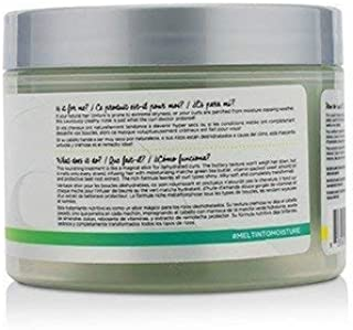 DevaCurl Melt Into Moisture (Matcha Butter Conditioning Mask), 524.9ml/17.75oz
