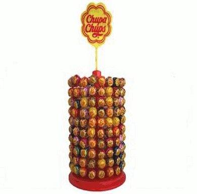 Chupa Chups Ruota Gusti Misti - 200 Lollipops