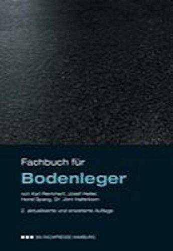 Fachbuch für Bodenleger