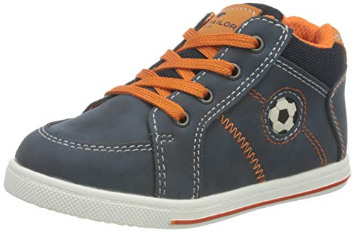 TOM TAILOR Baby-Jungen 1170801 Sneaker, Navy, 24 EU