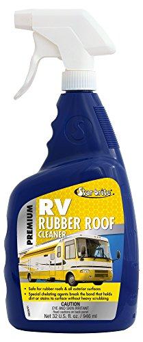STAR BRITE 075832 Premium RV Rubber Roof Cleaner, 32 oz