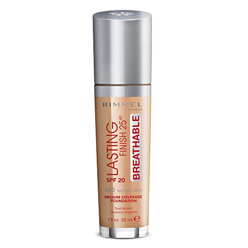 Lasting finish 25H breathable - liquid foundation n. 400 natural beige