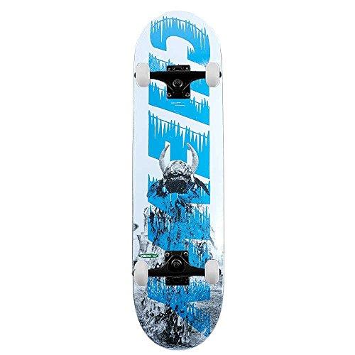 Palazzo Skateboard gommoso bankhead Skateboard completo blu 8.4'